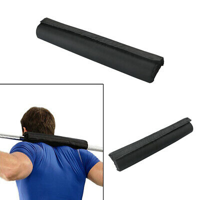Barbell Pad Supports Bar Lifting Pull Up Gripper Shoulder Protective Pad New