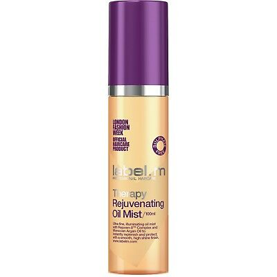 Label M Therapy Rejuvenating Oil Mist 100ml for her BRAND NEW