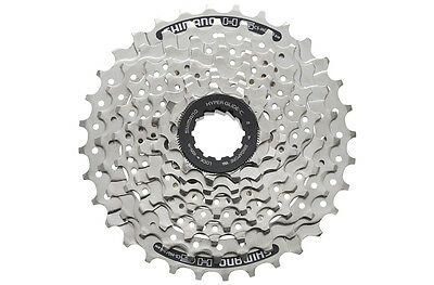 Shimano Acera CS-HG41 8 Speed Cassette 11-32T or 11-34T