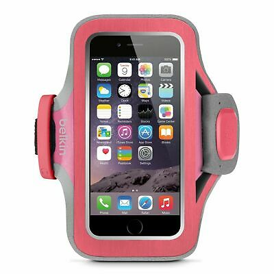 Belkin Slim-Fit Plus Armband for iPhone 6/6s (Pink)