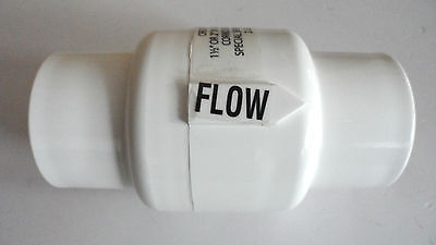 "Rainbow 1.5""-2"" Non-Return Spring Loaded Check Valve R172288"