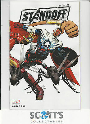 Avengers Standoff Assault On Pleasant Hill   #1   Nm  New  (Deodato Variant)