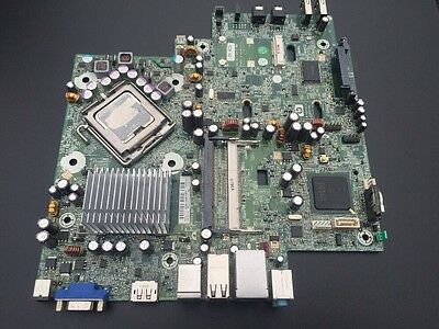HP 462433-001 DC7900 ULTRA SLIM MOTHERBOARD 2Gb MEM E8400 3.00GHz//6M//1333Mhz