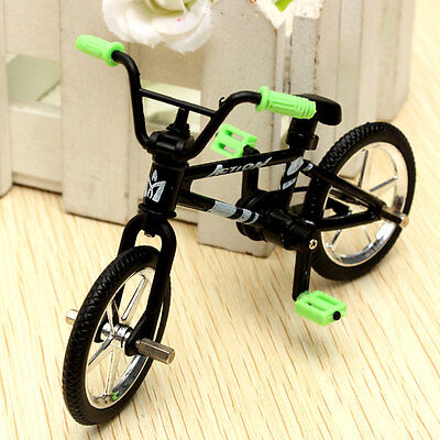 "4.4"" Mini Finger Mountain Bike BMX Fixie Bicycle Boy Toy Gift Workmanship"