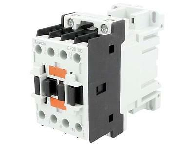 BF2510D024 Contactor3-pole Auxiliary contacts NO 24VDC 25A NO x3 DIN