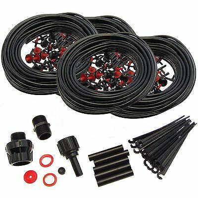 92M Micro Irrigation Watering Kit Automatic Garden Plant Greenhouse Drip System