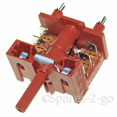 BUSH Genuine Oven Cooker Selector Switch 4 Position 32016051 AD66 AE56 series