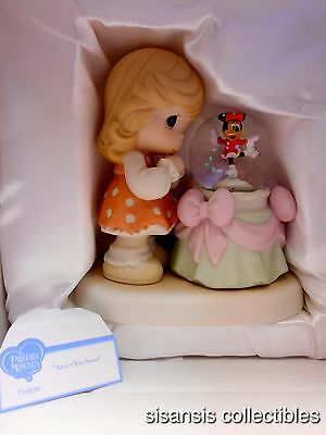 Precious Moments Disney Showcase Collection Aren't You Sweet Figurine 710036 NIB