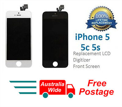 For iPhone 5/5S/5C LCD Replacement Touch Screen Digitizer Display Assembly Glass