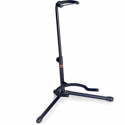Stagg Quality Adjustable Tripod Music Electric Acoustic Bass Guitar Stand SGA100