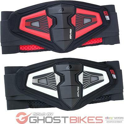 EVS Impact Kidney Belt Protection Armour Motocross Vented MX Ergonomic Support