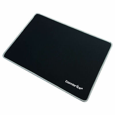 COMBRITE Black Large Gaming Mouse Mat Waterproof Pad Non-Slip Base For PC Laptop