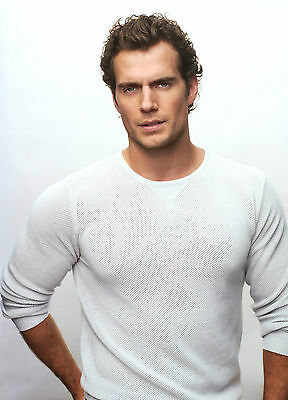 Henry Cavill Poster Picture Photo Print A2 A3 A4 7X5 6X4