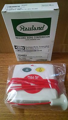 354002 Responder 5 Nurse Call Pull Cord Station With Call Button Rauland