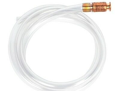 The Original Safety Siphon - 6 Foot Self Priming Fluid Transfer Hose