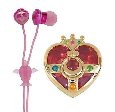 Sailor Moon Cosmic Heart Compact Case with Earbuds