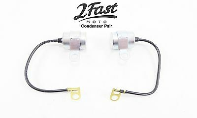 2FastMoto Yamaha YM1 YDS3C YDS3-C PAIR Right & Left Condenser 156-81225-20