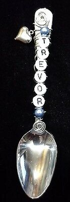 Personalized/name infant or baby spoon  *FREE NOTE INCLUDED*