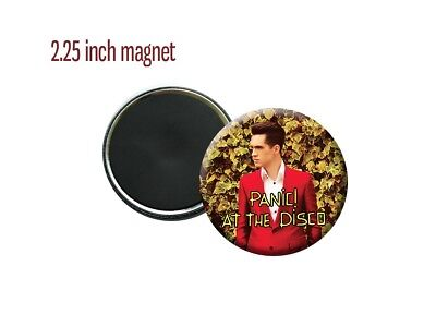 """Panic! At the Disco Death Of a Bachelor Brendon Urie 2.25"""" Magnet"""