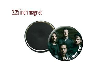 "Fall Out Boy Patrick Stump Rock Centuries Immortals 2.25"" Magnet"