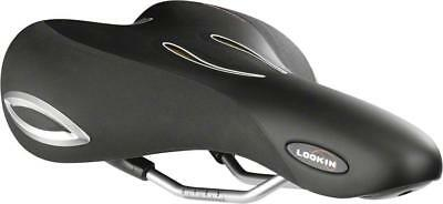 Selle Royal Lookin Moderate Mens Saddle Black