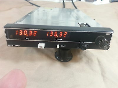King KY 196A VHF communication transreceiver