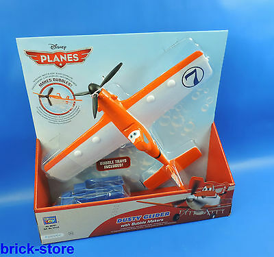 Disney Planes / Dusty Glider With Bubble Makers /plus extra 6x Seifenblasen 60ml
