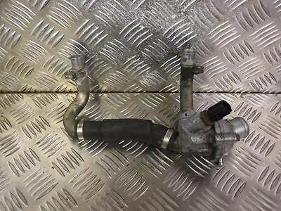 Yamaha Yzf R1 5Pw 2002 - 03 Thermostat Housing And Sensor With Pipes
