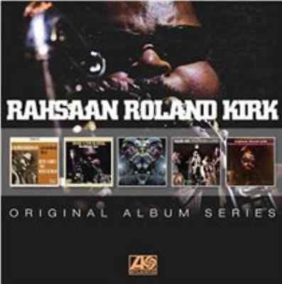 Rahsaan Roland Kirk-Original Album Series  CD / Box Set NUEVO