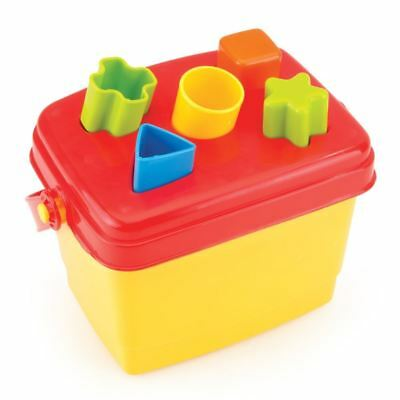 Dolu Children Kids Toddler Babies Shape Sorter Bucket 5098 Learning Toy Set