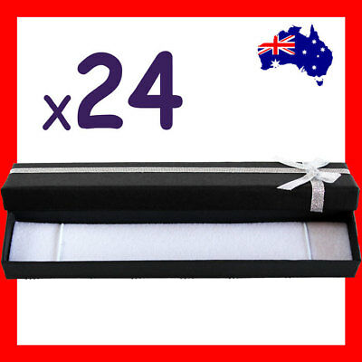 PREMIUM Quality 24X Bracelet Watch Jewellery Gift Box-4x21cm | AUSSIE Seller