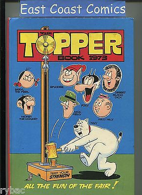 Topper Annual 1973 Undedicated/unclipped Very Fine/near Mint