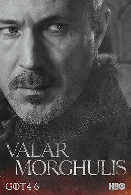 Game of Thrones Petyr Baelish TV Series poster A3 / A4