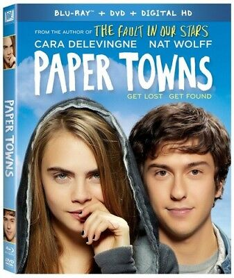 Paper Towns [New Blu-ray] Digitally Mastered In Hd, Digital Theater System, Du