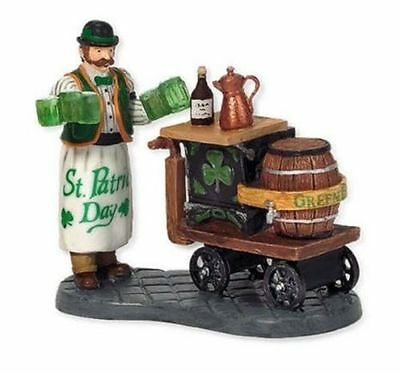 Department 56 Christmas In the City SERVING IRISH ALE Dept 56 58988 BNIB Molly O