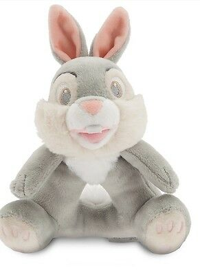 AUTHENTIC DISNEY Thumper Plush Rattle for Baby NWT