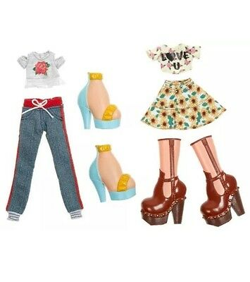 Bratz Deluxe Fashion Pack #2 Free S&H US Seller