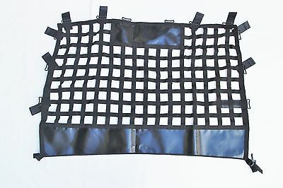 2014 - 16   CAN AM COMMANDER MAVERICK UTV  rear  window  net new 715000832