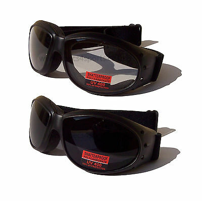 NEW- PEERSER Skydiving Parachuting Protective Goggles |100% UV400 Anti-Fog Lens