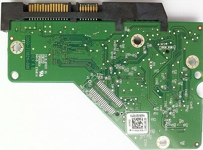 Western digital 2060-771824-006 REV A HDD PCB WD SATA 3.5 PCB for Data recovery