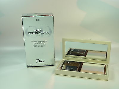 Christian Dior Detective Chic Shimmery Powder Face And Eyes 002