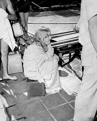 8x10 Print Veronica Lake Sullivans Travels 1941 #VL98
