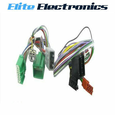 Aerpro Ct10Vl05 T-Harness Cable Wiring Aftermarket Factory Radio For Volvo Xc90