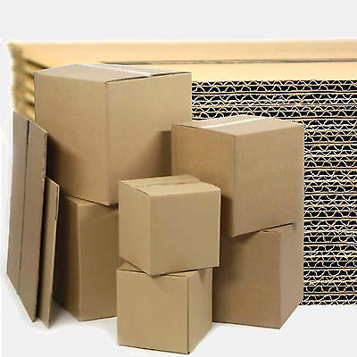 New Double Wall Removal Cardboard Boxes - Strong Removal Moving Shipping Boxes