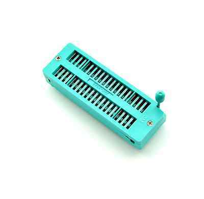 1PCS Socket 40P 40Pin ZIF ZIP IC Test Tester Board Socket  new