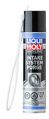 Liqui Moly Pro-Line GASOLINE Intake System & Throttle Valve Cleaner 400ml