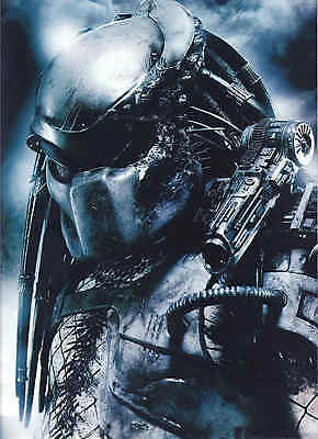 Alien Predator Poster - A3 Size 297X420Mm - Buy 2 Get A 3Rd Free! (4) Uk Seller
