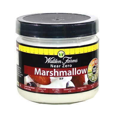Walden Farms Near Zero Calorie Marshmallow Dip 340g