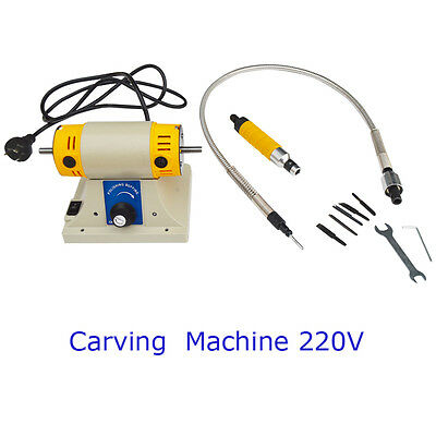 220V Electric Chisel Carving Tools Wood Chisel Carving Tools Machine New