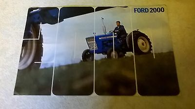 ford 2000  sale brochure